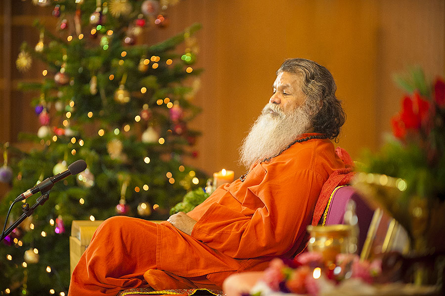 Some more days in the light of Gurudev
