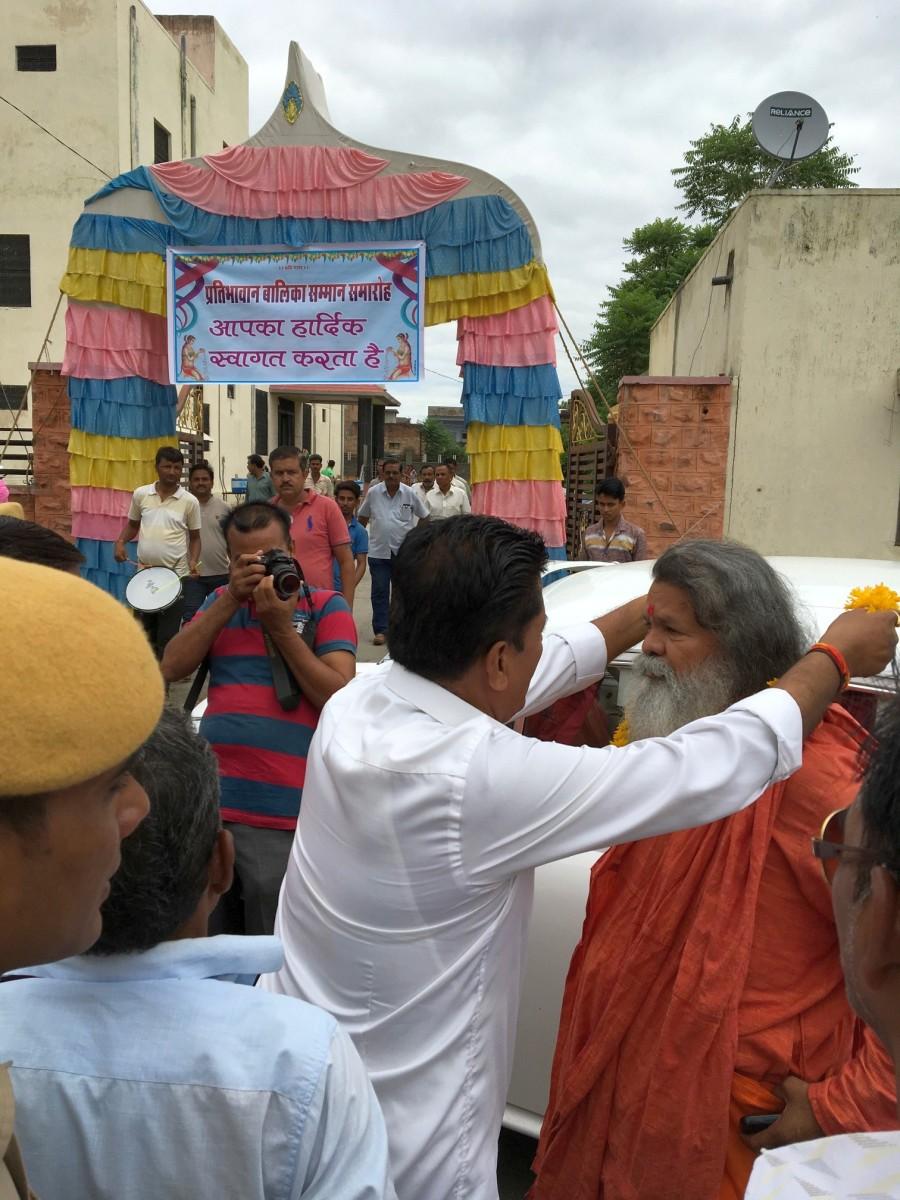 Vishwaguruji in Sumerpur 01