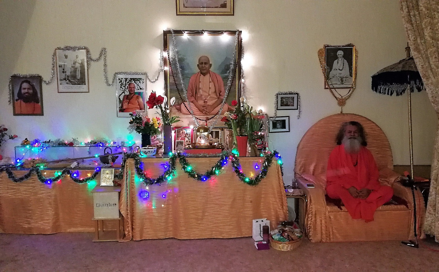 Mahaprabhuji Ashram 1