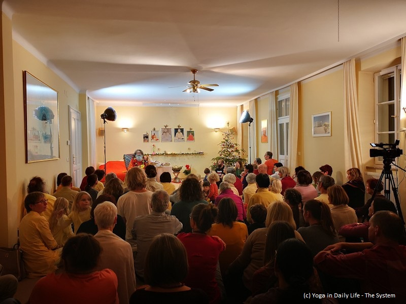 Satsang tour in Austria