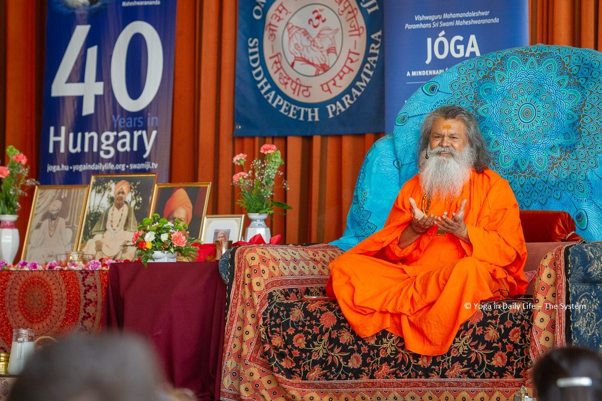 Two weeks dedicated to Sadhana and Satsangs in Vép, Hungary
