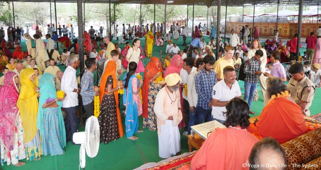 Gurupurnima celebration in Jadan 2019
