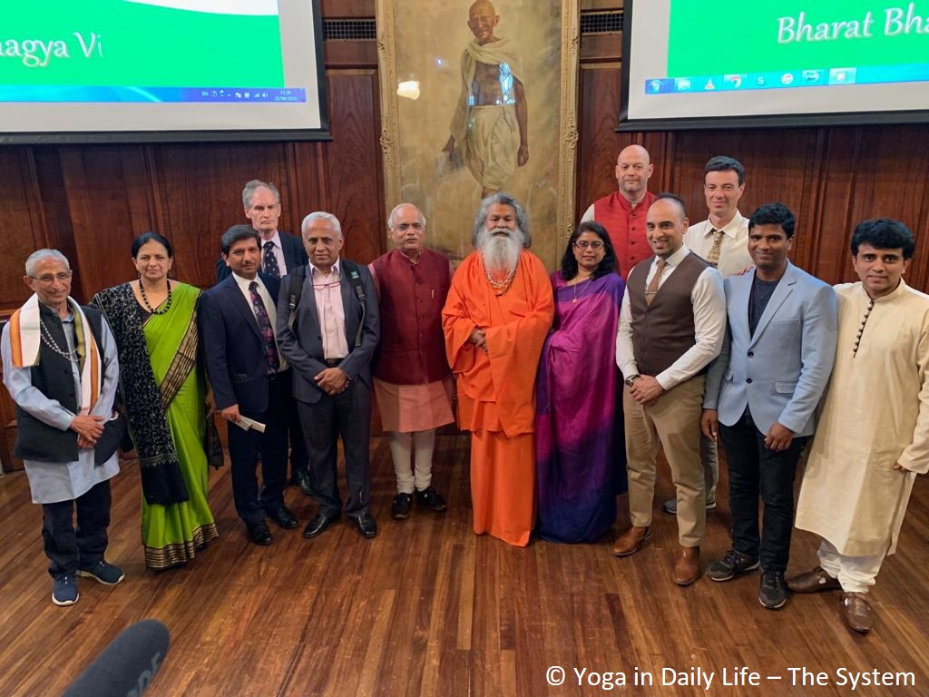2019 06 22 Yoga Conference India House London Guest Speakers