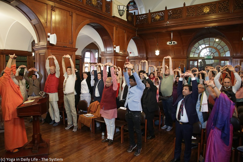 IDY London Conference Exercise