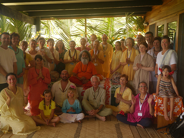 Atma Anubhuti Yoga in Daily Life Retreat in Fiji